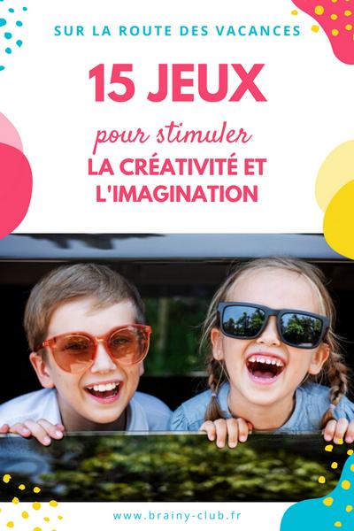 Pinterest Activités et jeux créativité en voiture