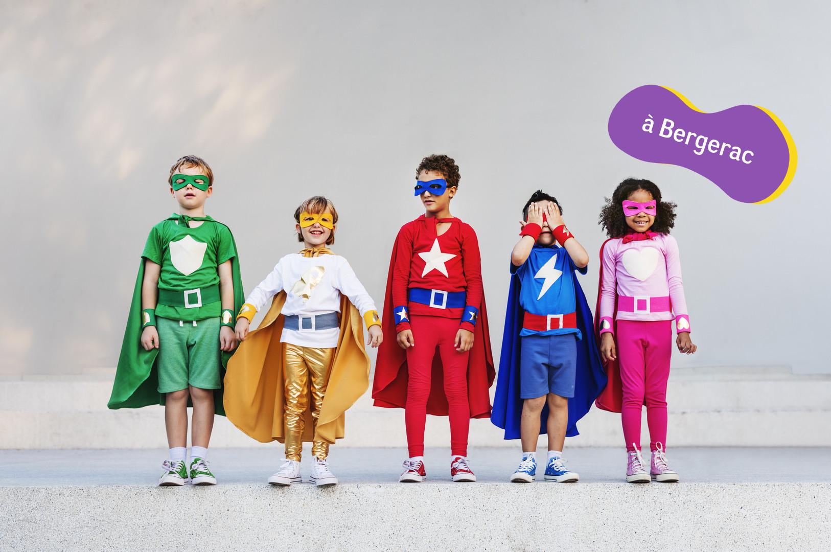 Ateliers pour enfants curieux et créatifs à Bergerac